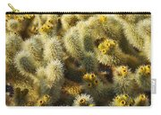 Cholla Cactus Garden Mirage Carry-all Pouch