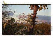 Cholla Cactus View Carry-all Pouch
