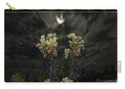 Cholla Light - Joshua Tree National Park Carry-all Pouch