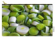 Chopped Scallions Carry-all Pouch