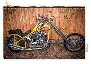 Chopper Custom Built Harley Carry-all Pouch