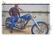 Chopper Motorcycle Carry-all Pouch