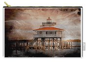 Choptank River Lighthouse Carry-all Pouch