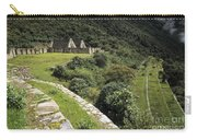 Choquequirao Inca Terraces Carry-all Pouch