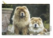 Chow Chow Dogs Carry-all Pouch