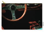 Chris Craft Interior With Gauges Carry-all Pouch