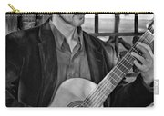 Chris Craig - New Orleans Musician Bw Carry-all Pouch