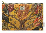 Christ And The Apostles Carry-all Pouch