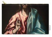 Christ As Savior Carry-all Pouch