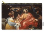 Christ Blessing The Little Children Carry-all Pouch