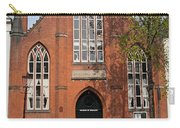 Christ Church Of England In Amsterdam Carry-all Pouch