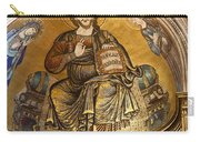 Christ In Majesty  Pisa Duomo Carry-all Pouch by Liz Leyden
