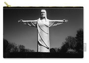 Christ Of The Ozarks Carry-all Pouch