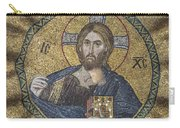 Christ Pantocrator Surrounded By The Prophets Of The Old Testament 2 Carry-all Pouch