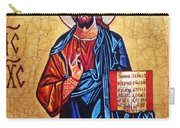 Christ The Pantocrator Carry-all Pouch