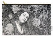 Christan Portrait Carry-all Pouch
