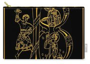 Christian Initial Letter B Carry-all Pouch