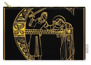 Christian Initial Letter E Carry-all Pouch