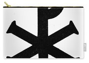Christian Monogram Carry-all Pouch