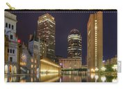 Christian Science Center-boston Carry-all Pouch by Joann Vitali