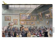 Christies Auction Room, Illustration Carry-all Pouch