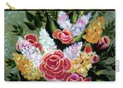 Christina's Bouquet Carry-all Pouch