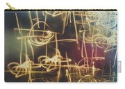 Christmas Abstract V Carry-all Pouch