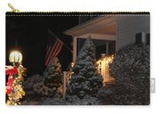 Christmas At Home Carry-all Pouch