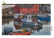 Christmas At Motif1 Rockport Massachusetts Carry-all Pouch