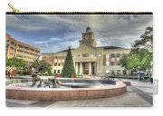 Christmas At Sugar Land City Hall Carry-all Pouch
