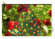 Christmas Berries Carry-all Pouch