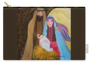 Christmas Blessing Carry-all Pouch