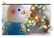 Christmas Blessings Carry-all Pouch