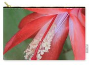 Christmas Cactus 3 Carry-all Pouch