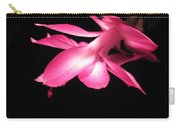 Christmas Cactus 5 Carry-all Pouch