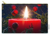 Christmas Candle Carry-all Pouch