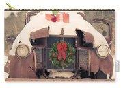 Christmas Car Card Carry-all Pouch