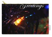 Christmas Card 1 Carry-all Pouch