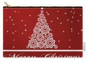 Christmas Card 12 Carry-all Pouch