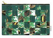 Christmas Card Collage Carry-all Pouch