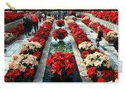 Christmas Card Sunken Garden Carry-all Pouch