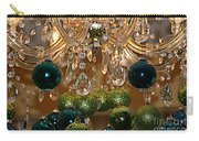 Christmas Chandelier Carry-all Pouch