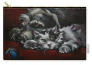 Christmas Companions Carry-all Pouch by Cynthia House