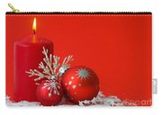 Christmas Decoration Background Carry-all Pouch