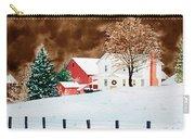 Christmas Farm Carry-all Pouch