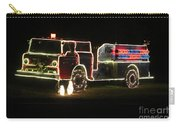 Christmas Fire Truck 2 Carry-all Pouch
