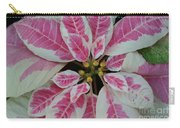 Christmas Floral Carry-all Pouch