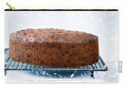 Christmas Fruit Cake Carry-all Pouch