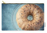 Christmas Fruitcake Carry-all Pouch