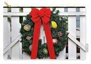 Christmas Garland Carry-all Pouch